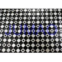 Quality Stainless Steel Decorative Metal Curtains Flexible With Geometric Patterns for sale