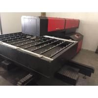 Buy cheap Durable Die Board Laser Cutting Machine 1200*1800MM Optional CO2 Glass Tube from wholesalers