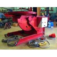 Quality 10000 Kg Standard pipe Welding Turntable Positioner For Petro - Chemical Industries for sale