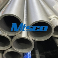 Quality Bright Annealed ASTM B829 Seamless GH3030 Pipe Nickel Alloy Steel for sale