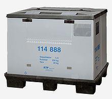 Quality TRIPLEX Pallet Box for sale
