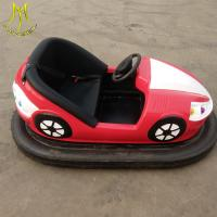 China Hansel   manual amusement rides rc bumper cars on sale battery mini bumper car on sale