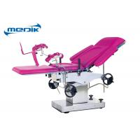 Quality Manual Gynecology Examination Chair Parturition Table For Woman for sale