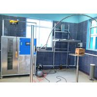 Buy Comprehensive Protection Against Water Ingress Test System IEC 60529 IPX1 To IPX7 at wholesale prices