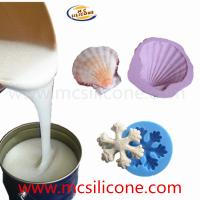 Buy cheap Soft Silicone Rubber Similar to Silastic 3487 RTV from wholesalers