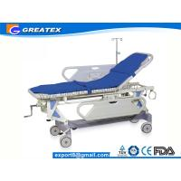 Quality Medical Stretcher manual bed Emergency rescue stretcher trolley (GT-BT021) for sale
