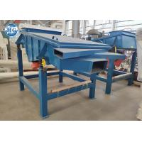 Quality Linear Sand Vibrating Screen Sand Sieving Machine For Premixed Dry Mortar for sale