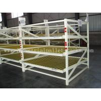 """Quality Industrial Storage Carton Flow Rack In 3 Beam Level /  Height 99"""" & Loading Weight 3000LBS for sale"""