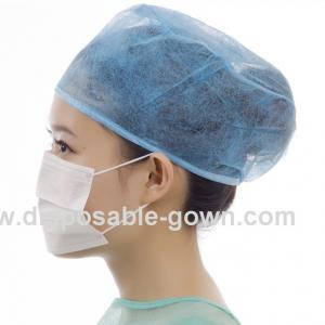 Quality Odorless Meltblown Nonwoven Disposable Medical Face Mask With Earloop for sale