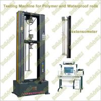 China WDW-G2/G5/G10/G20 Polymer Waterproof Rolls/Membrane Tensile Testing Machine on sale