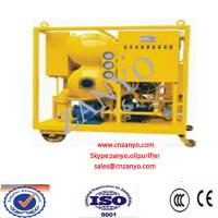 ZYD-II Double-Stage Vacuum Transformer Oil Purifier