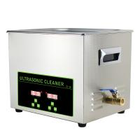 Automatic Digital Ultrasonic Cleaner Lighting Metal Tools Table Top Ultrasonic Cleaner