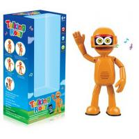 Wholesale Intelligent Talking ROBY Robot Toys With Dancing And Repeat Talking Toy