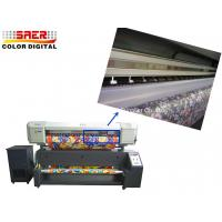 Quality Feather Flags Mutoh Printing Machine Roll To Roll For Sublimation Textile for sale