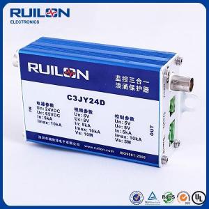 Quality Ruilon C3JY24D Series 10KA Surge Arrestor surge protector for CCTV camera for sale