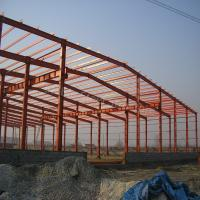 Quality Prefabricated Steel Structure Hangar Building for Sale from professional supplier for sale
