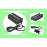 Smart Electric Scooter Charger, 24V 7A Battery Charger For Lithium Or SLA Battery Pack