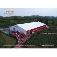 Quality Flexible White Color  20x40m Marquee Tent Easy To Installation And Dismantle for sale