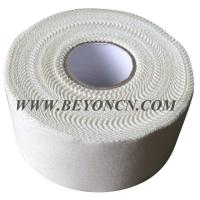 Quality Breathable Sports Strapping Tape Minimize Skin Allergy , Cotton Adhesive Tape for sale