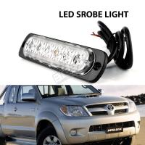 "Quality 4.3"" 12W LED strobe emergency light for sale"