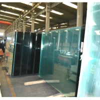 Quality Soda Lime Rectangle Tempered Glass Thickness 4mm 6mm 15mm 12mm 10 Mm for sale