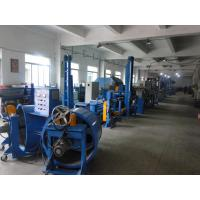 Quality High speed wire sheath insulation extrude machine for sale