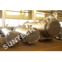 Quality Nickel Alloy C-276 Floating Head Type Heat Exchanger Condenser 2500mm Diameter for sale