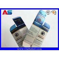 Buy 40*40*70mm Pharmaceutical Packaging Box Small Pill Box Gold Foil Metalic at wholesale prices