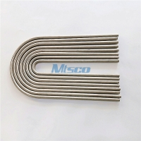 Quality Desalination 25.4mm Cold Rolled S31803 Duplex Steel Tube Heat Exchanger Tube for sale