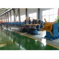 Buy cheap High Precision Steel Pipe Mill 21 - 63mm Pipe Dia Welded Tube Mill from wholesalers