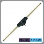 Quality Windscreen Am Fm Electric Car Antenna 8dbi Fibreglass Mast DC 12v for sale