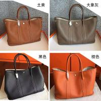 Quality high quality 36cm women lychee leather bags handbags fashion brand designer handbags LR-P01 for sale