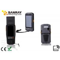 Quality WIFI Handheld Long Range Rfid Reader writer android 4.0 operation system for sale
