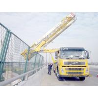 Buy cheap Latice Type 8x4 Bridge Inspection Machine VOLVO With Air Suspension System from wholesalers