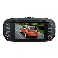 China Kia Car Dvd Gps System Kia Soul Android DVD Navigation Central Entertainment on sale
