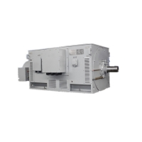 Quality 5000kW 6kV IP54 IMB3 HV Electric Motor YR 8001-4 Class F for sale