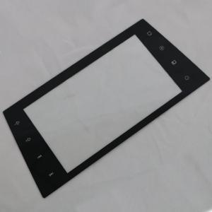 Quality Electric Car Navigator Screen Lcd Corning Gorilla Glass Custom Cut for sale