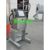Quality Plastic Pipe Inkjet Printing Machine Plastic Auxiliary Equipment High Resolution for sale