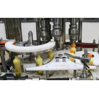 Quality Module Structure Touch Screen Plastic Bottle Capping Machine for sale