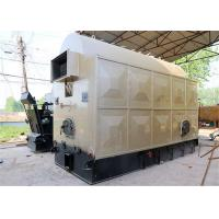 China Industrial 1.5 ton 100 bhp 10bar gas diesel fired steam boiler for fabric and textile factory on sale