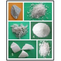 white powder Aluminium Sulphate for dye textile waste water treat