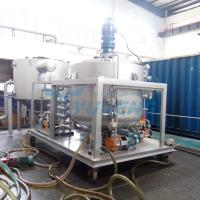 Buy Yuneng Hot Sale Engine Oil Blending Machine with Additive at wholesale prices