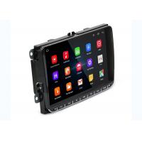 China DC12V Android Car DVD Players  9 Inch GPS Navigation Wifi Car Cd Dvd Player Touch Screen on sale