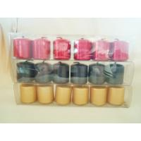 Quality Metallic Nontoxic Scented Votive Candles For Parties, Bars for sale