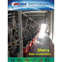 Quality PVC artificial marble profile making machine extrusion line pvc marble profile production line for sale