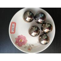 Buy cheap AISI52100 steel balls mass stock 1'' steel balls For Rolling Body In Bearings Φ from wholesalers