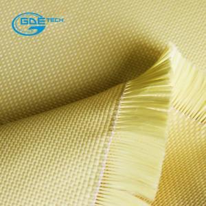 Quality bulletproof kevlar fabrics, Aramid Fiber Fabric 1500D for sale