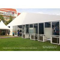 Quality ISO 1500 People Luxury Wedding Tents 20x50m For Festival Event for sale