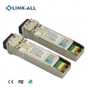 Quality Link-all 10G Copper SFP 30M Fiber Optical Transceiver With OEM service for sale