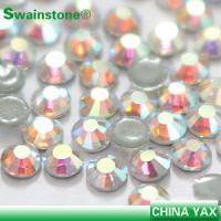 China Wholesale Hot Fix Rhinestone for Decoration With Crystal AB on sale